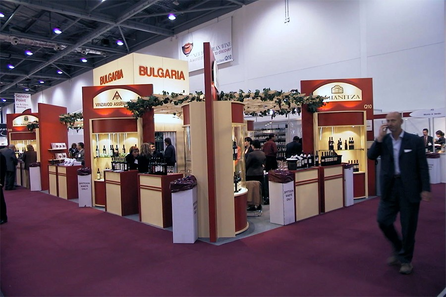gallery for Wine&Spirits Fair - Лондон
